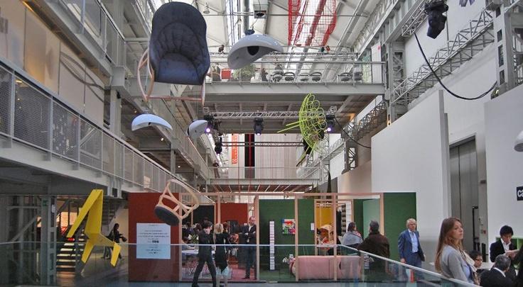 Fondazione Pomodoro - Cappellini, photo by Luminaire