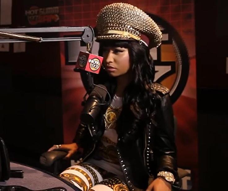Nicki Minaj Vs. Peter Rosenberg On Hot 97