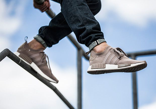 sneakers news adidas nmd r1 primeknit french beige restocking