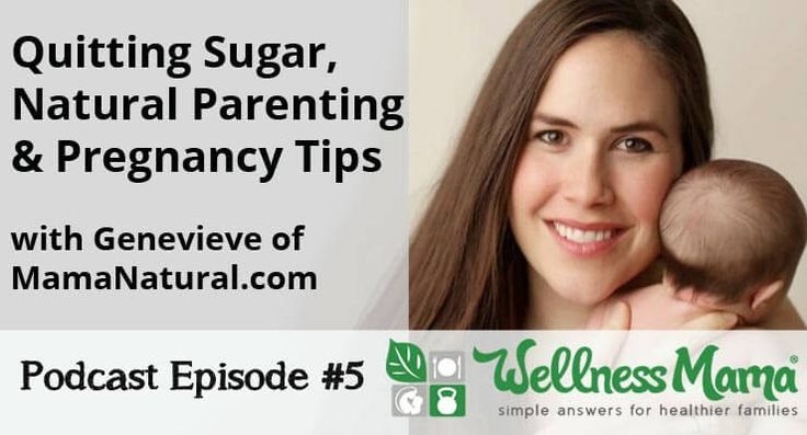 In this podcast episode, Genevieve from Mama Natural talks all things natural pregnancy and parenting!