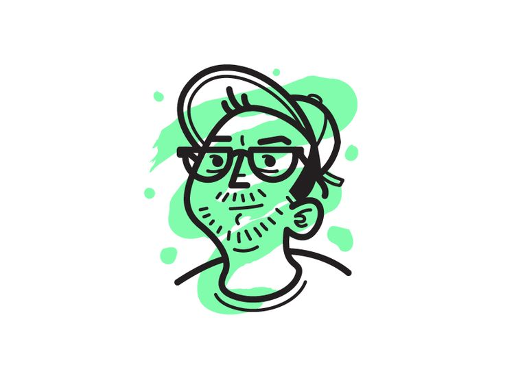 I'm making some minor updates to my personal site and brand. My old avatar is looking a little dated. I made it back in 2012. That feels like a long time ago or is that just me? I wanted something ...