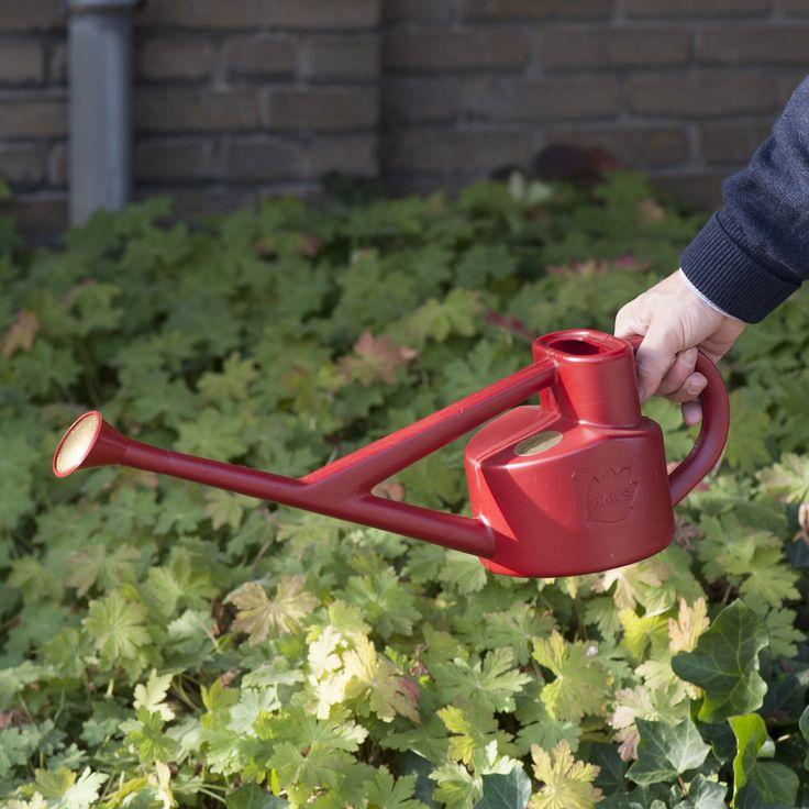 Lichtgewicht gieter voor binnen en buiten. Geschikt voor patio en in de kas. Ontworpen naar het idee van de longreach gieters, zodat u makkelijk overal bij kan om de planten water te geven.
