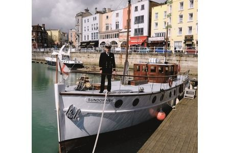 Visitors flock to Ramsgate to see 'little ship' with Titanic links