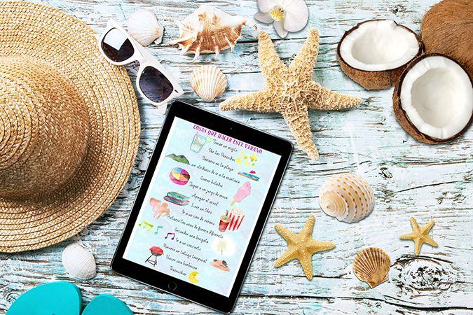 Cosas que hacer este verano para disfrutar de los días más especiales