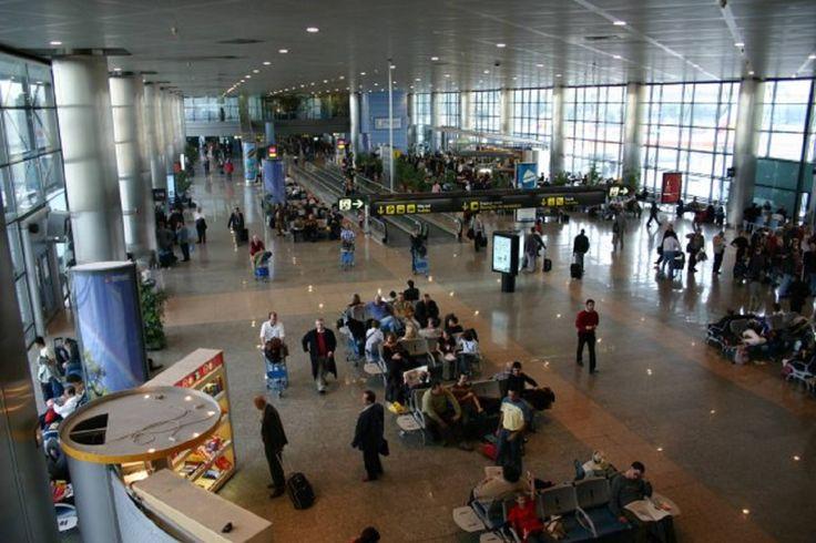 Aeroporto Adolfo Suárez em Madri – Barajas.