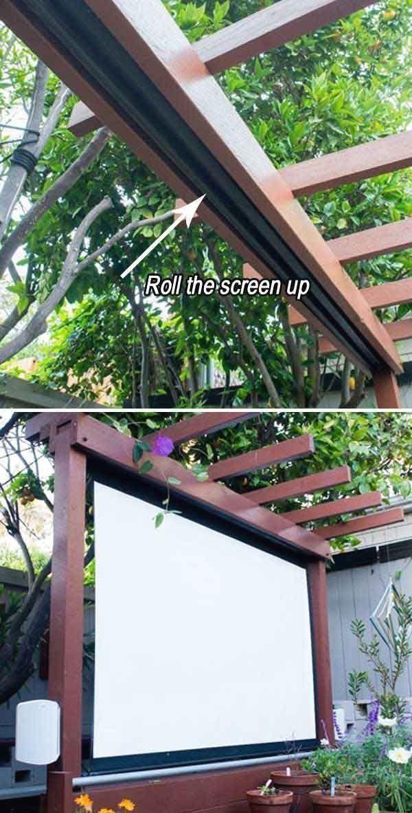 71 Außenbereiche, um Ihren Hof gemütlich und schön zu gestalten