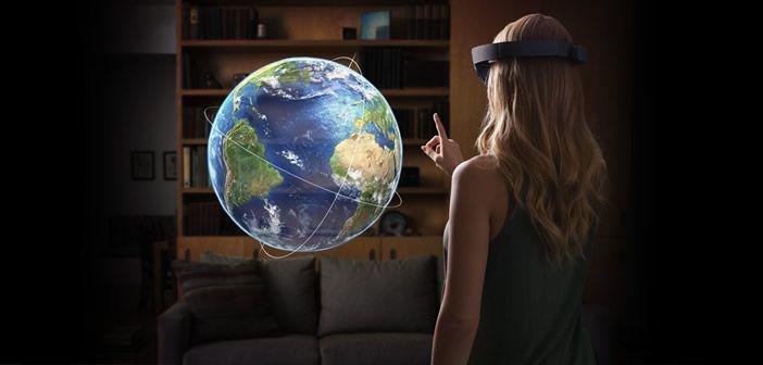Windows 10 Disertai Teknologi Holograms Dengan Hololens