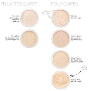 La teinte légère, neutre du Fond de Teint Minéral Barely Buff convient aux peaux claires. Un teint naturel et rayonnant toute la journée. La fine poudre du Fond de Teint Minéral fond littéralement avec la peau. Le résultat maquillage tout en transparence est ultra naturel. La texture douce et légère du Fond de Teint Lily Lolo estompe les ridules et imperfections, mais sans s'infiltrer dans les pores. 15€ #maquillage #mineral #poudre #teint #lilylolo #naturel www.officina-paris.fr