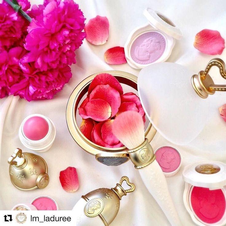 #laduree rose blush  #Repost @lm_laduree (@get_repost)  FACE COLOR ROSE LADURÉE #lesmerveilleusesladuree #cheek #color #collection #lovely #pink #rose #petals #flowerstagram #dream #happy #elegant #makeup #beauty #ローズ #チーク #メイクアップ #ラデュレ #laduree #lmladuree