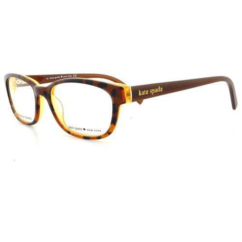 KATE SPADE Eyeglasses BLAKELY 0JMD Tortoise Gold 50MM