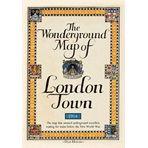 The Wonderground Map of London Town £9.99
