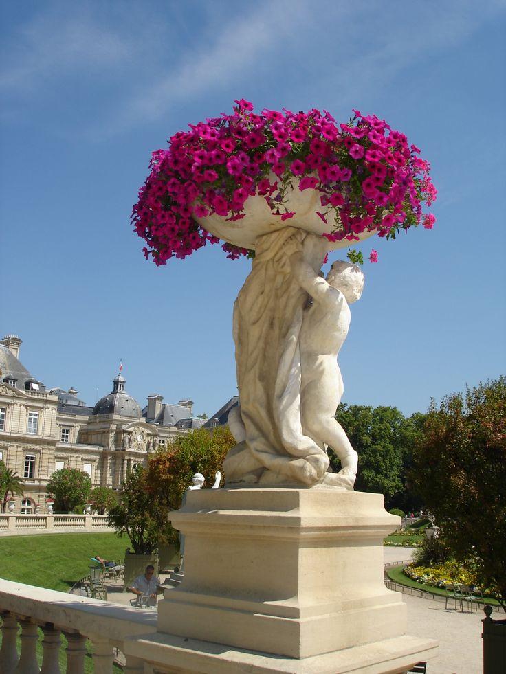Luxembourg Garden, Paris VI