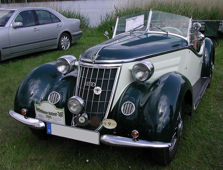1936 Wanderer