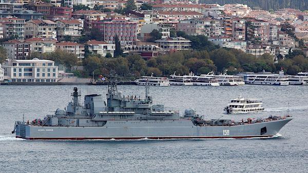 Ruská armáda se v Sýrii zabydluje. Námořní základna v Tartúsu bude trvalá - Novinky.cz