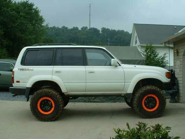 628 Best Images About Land Cruiser 80 On Pinterest
