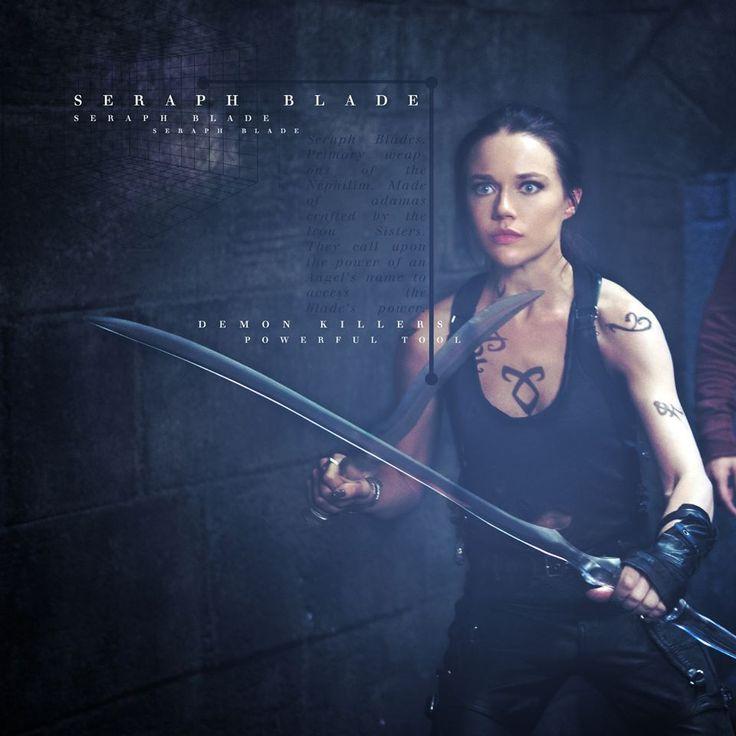 Seraph Blade | Angels blades | Pinterest | Isabelle Lightwood