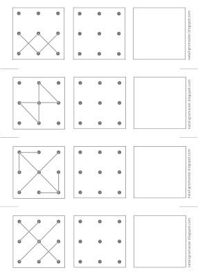 GEWONE risovalka-POVTORYALKI - Print en Draw :: Games die kinderen spelen en ik