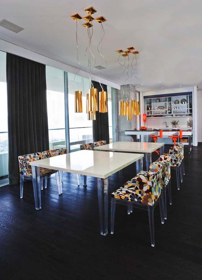 Apartamento Medellin Colombia, Octubre Arquitectura y Diseño @HomeAdore