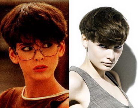 Kurzhaarfrisuren 80er Jahre Stilvolle Frisuren Für Jeden Tag