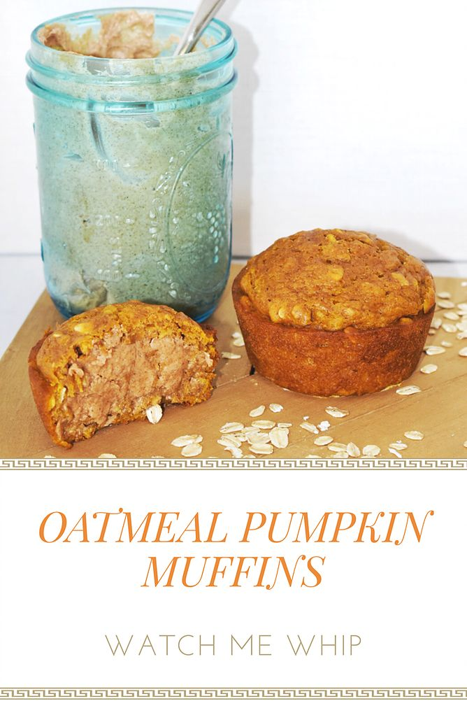 Yeah, you read that right. Oatmeal Pumpkin Muffins. And let me tell you... they're delicious! I created this recipe using the Muffinator recipe generator. You