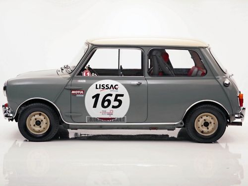 1964Austin Mini Cooper S Rally