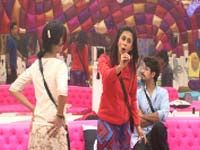 In a joyful beginning to the festive occasion, Bigg Boss housemates start Diwali celebrations by waking up to the song 'Happy Diwali'. The entire house is decorated with flowers and colourful lights creating a festive ambience.