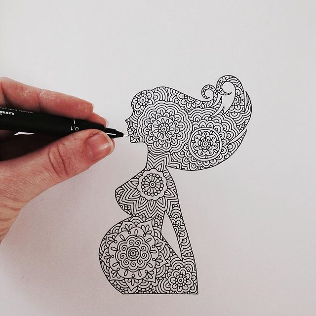 1000+ Ideas About Pregnancy Tattoo On Pinterest