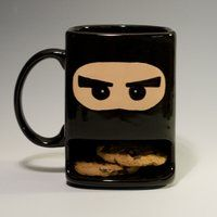 cookies? Omg ninja style. My daughter maddie needs this.  She loves cookies and says she'd like to be a ninja too.
