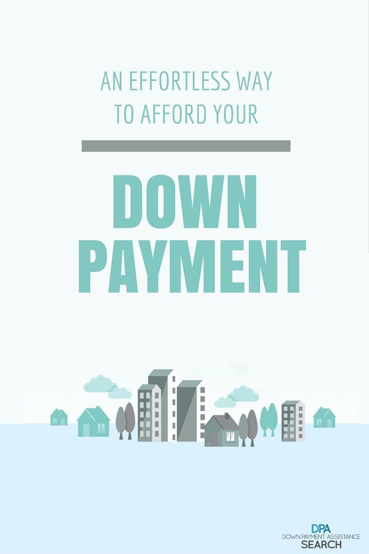 16 best Down Payment Assistance Programs images on Pinterest ...