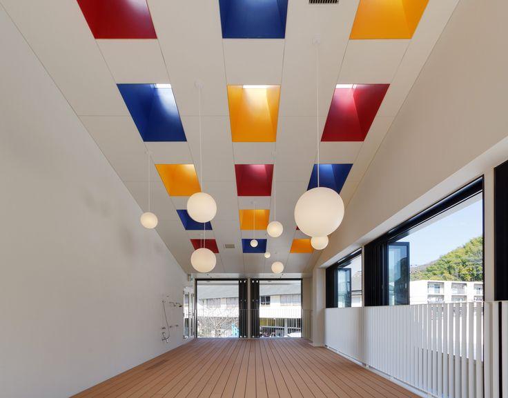 Gallery of C.O Kindergarten and Nursery / HIBINOSEKKEI + Youji no Shiro - 2