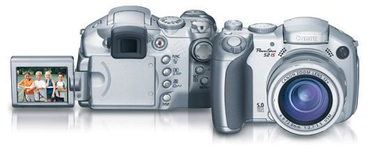 canon powershot S2 IS, Canon S2 IS