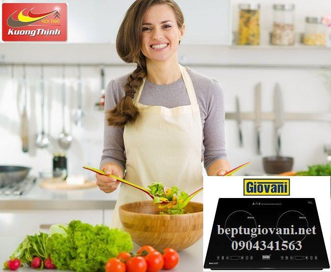 Bếp từ Giovani G 272T có tốt không?: