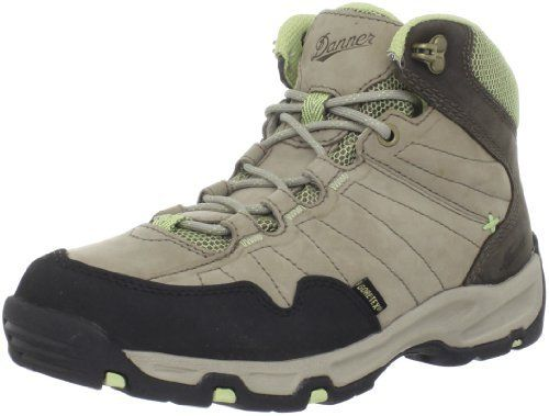 "Danner Women's Nobo Mid 6 Inch Hiking Boot Danner. $159.95. Specifically designed on a women's last superior fit and performance. leather. Heel measures approximately 1.25"". Lightweight and athletic performance of Danner's Trailguard platform. 100% waterproof and breathable GORE-TEX lining. Shaft measures approximately 4.75"" from arch. Danner St. Helens outsole for traction over rugged terrain. Rubber sole"