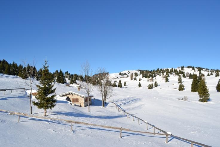 #Fondo #Piccolo - #Lago #Coe #Folgaria #Trentino #Folgariaski