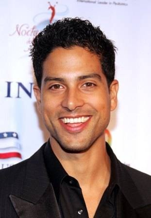 Adam Rodriguez & his sexy smile
