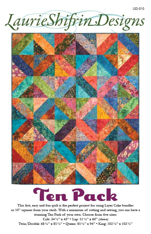 batik quilt patterns simple quilts | By Anne M. Moscicki | Published April 28, 2011 | Full size is 528 ...