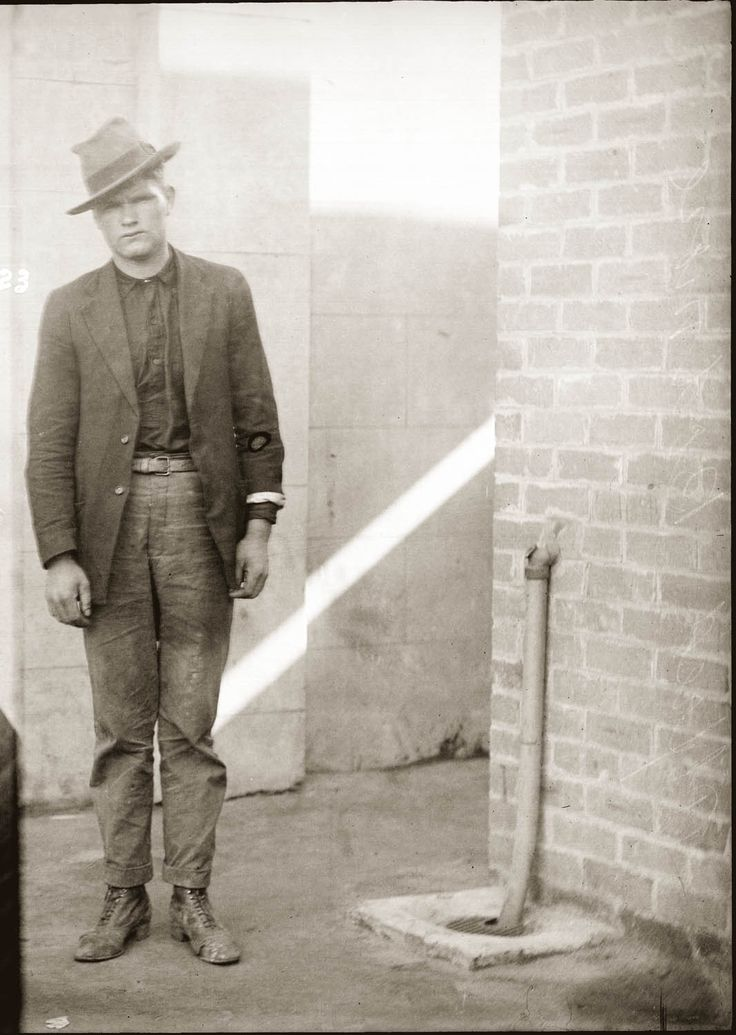 Australian HistoryMugshots From the 1920s and 30s (128