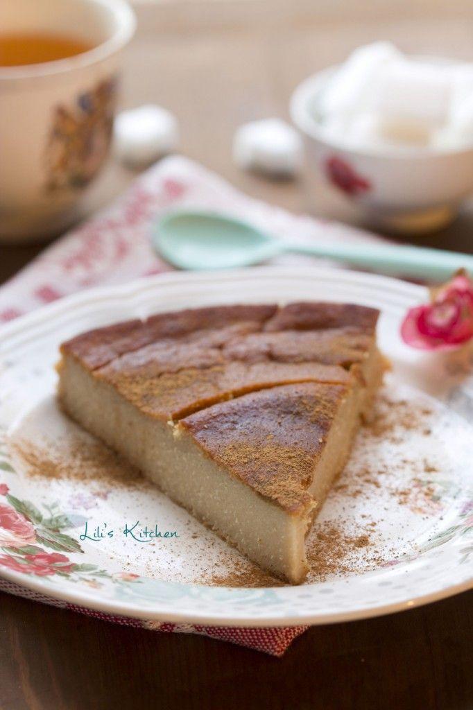 Flan à la poire et à l'amande #vegan sans gluten ni matière grasse  http://liliskitchen.com/flan-poire-amande-vegan/