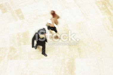 Clandestine Intelligence Spies Passing Government Secrets Royalty Free Stock Photo