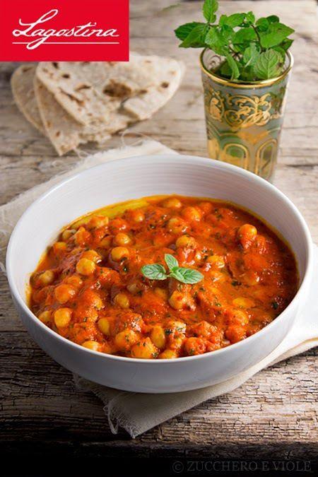 Ceci in salsa speziata - http://www.ricercadiricette.it/r/ceci-in-salsa-speziata-36319819.html