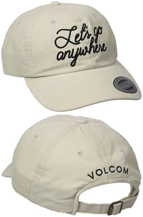 Volcom Women s Stone Approved Curved Brim Hat 41f2d3c4d9