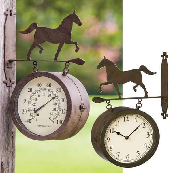 Dress Up the Outdoors with Horse Decor - COWGIRL Magazine