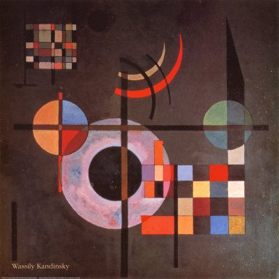 Gravitation , Kandinsky, Wassily