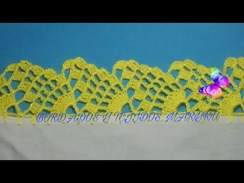 PUNTILLA DE UNA SOLA VUELTA # 99 PIÑAS INCLINADAS - YouTube