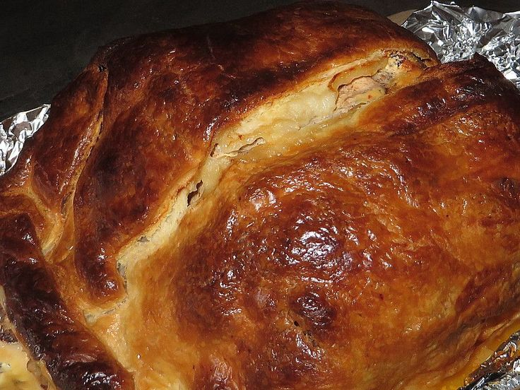 Kasseler in Blätterteig, ein sehr schönes Rezept aus der Kategorie Schwein. Bewertungen: 94. Durchschnitt: Ø 4,5.