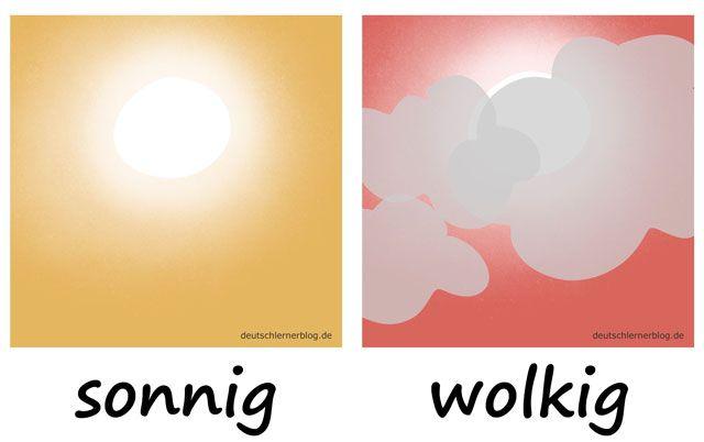 napos - felhős