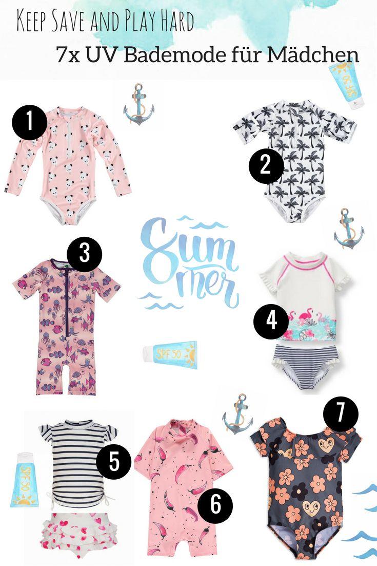 UV Schutzkleidung für Kinder - wissenswerte Infos und Trend-Styles