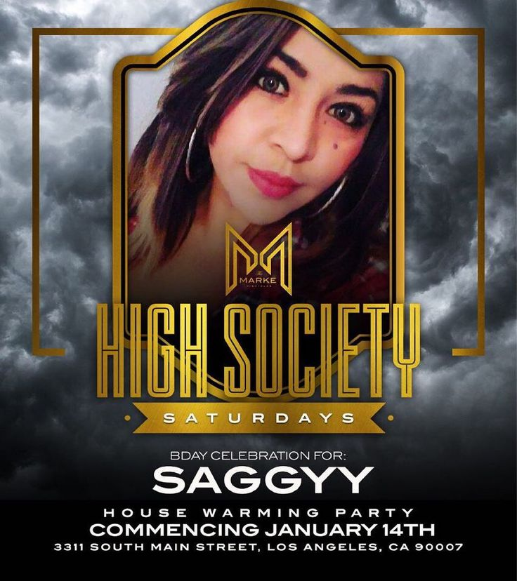"""Come celebrate  and buy a #shot for """"Saggyy"""" Birthday Celebration Saturday January 14th 2017  <<<   Saturday Night inside @themarkela -- Come thru & Pop some Bottles Capricorn Birthdays Free General Admission 21 Guestlist Available before 11PM Text 213.294.8139 for RSVP #PCC #ELAC #GCC #Occidental #CalStateLA #MountSac #CitrusCollege #CalPolyPomona #USC #UCLA #CalSateNorthridge #CalTech #College #Hennythingispossible #LAnightLife #PartyBus #DJs #TrapHouse #HipHop…"""