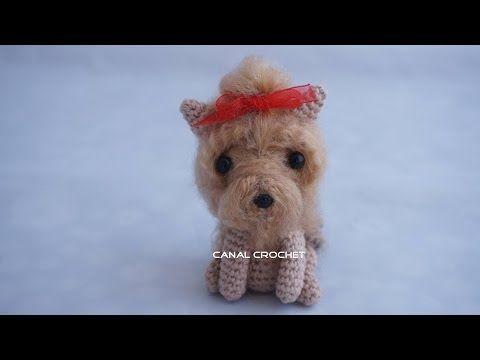 Amigurumi Lion Perritos : Mejores 22 imágenes de perros amigurumis en pinterest animales de