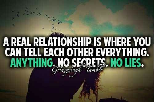 Keeping Secrets In A Relationship Quotes: Love Quotes And More